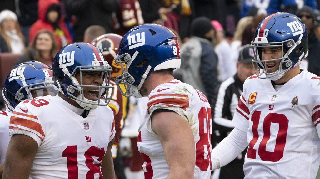 New York Giants - betting on winning margin