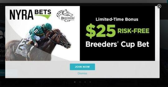 New York horse racing betting sites