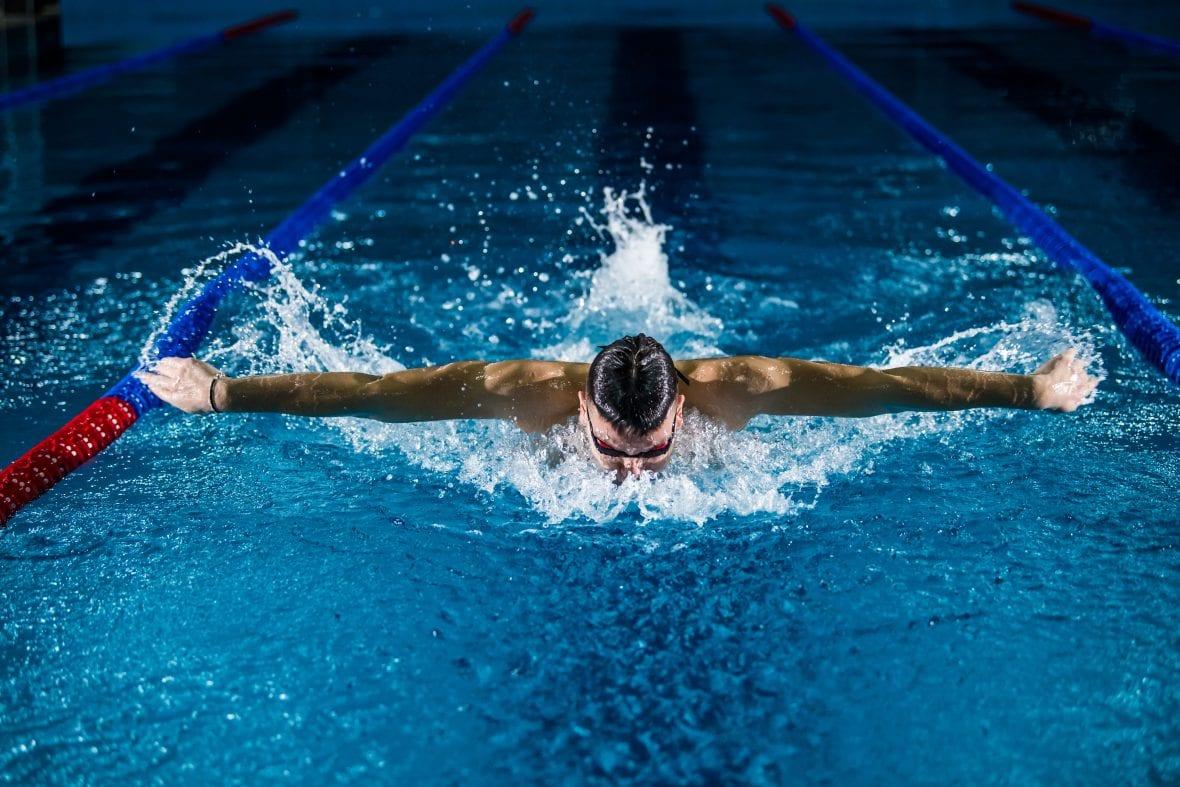 swimming betting olympics