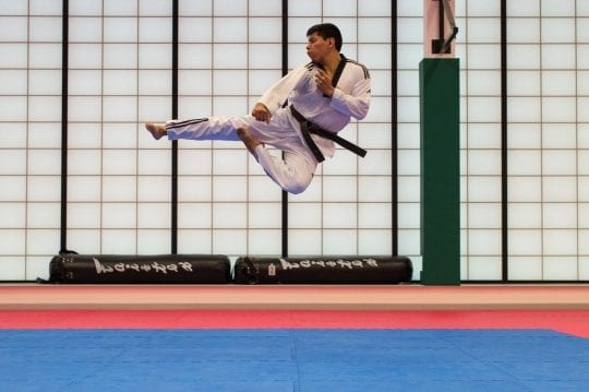 Taekwondo betting